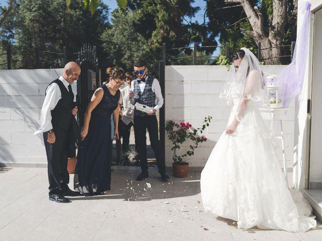 Il matrimonio di Angelica e Simone a Cagliari, Cagliari 22