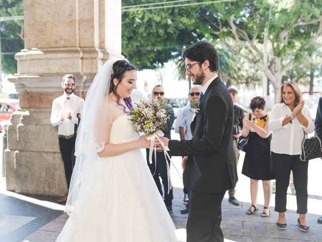 Il matrimonio di Angelica e Simone a Cagliari, Cagliari 25