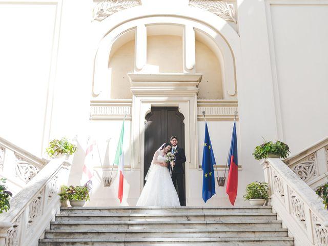 Il matrimonio di Angelica e Simone a Cagliari, Cagliari 34
