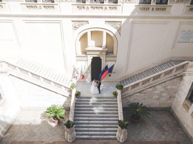 Il matrimonio di Angelica e Simone a Cagliari, Cagliari 35
