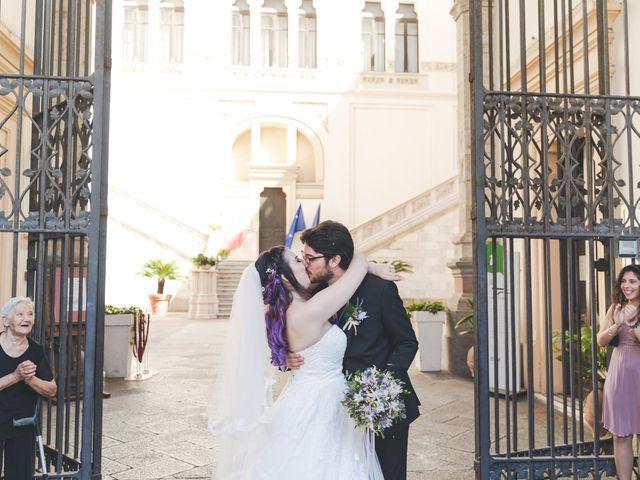 Il matrimonio di Angelica e Simone a Cagliari, Cagliari 37