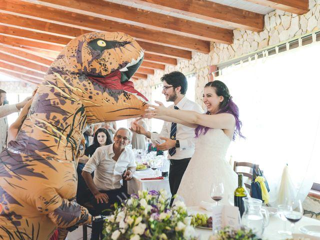 Il matrimonio di Angelica e Simone a Cagliari, Cagliari 61