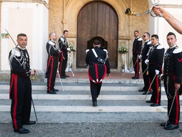 Il matrimonio di Raffaele e Serena a Tricarico, Matera 10