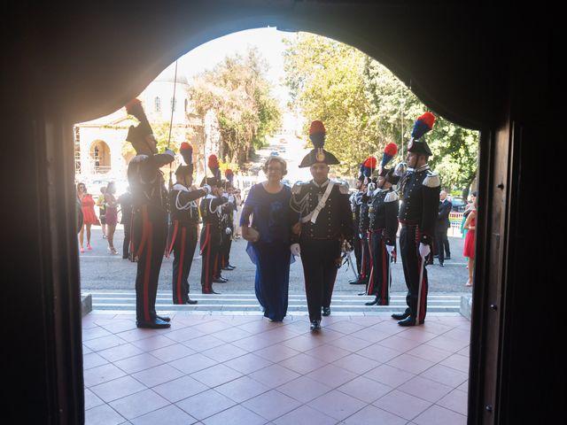 Il matrimonio di Raffaele e Serena a Tricarico, Matera 15