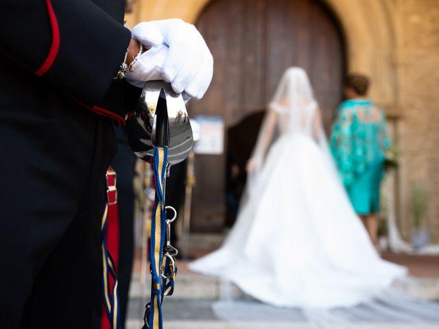 Il matrimonio di Raffaele e Serena a Tricarico, Matera 18