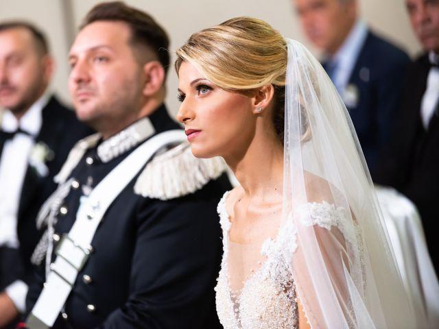 Il matrimonio di Raffaele e Serena a Tricarico, Matera 22