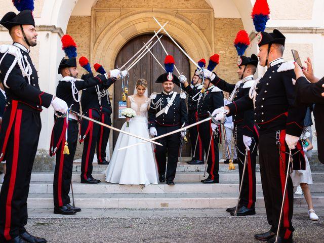 Il matrimonio di Raffaele e Serena a Tricarico, Matera 25