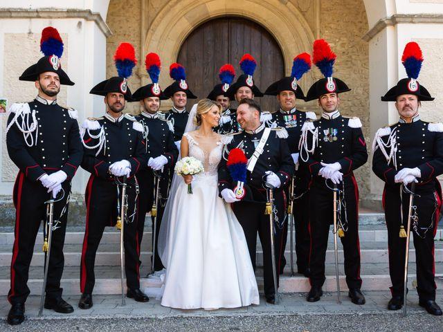 Il matrimonio di Raffaele e Serena a Tricarico, Matera 26