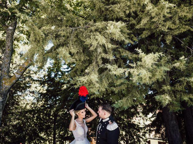 Il matrimonio di Raffaele e Serena a Tricarico, Matera 27