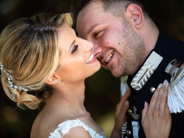Il matrimonio di Raffaele e Serena a Tricarico, Matera 31
