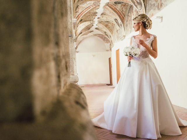 Il matrimonio di Raffaele e Serena a Tricarico, Matera 33