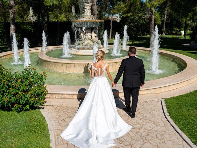 Il matrimonio di Raffaele e Serena a Tricarico, Matera 34