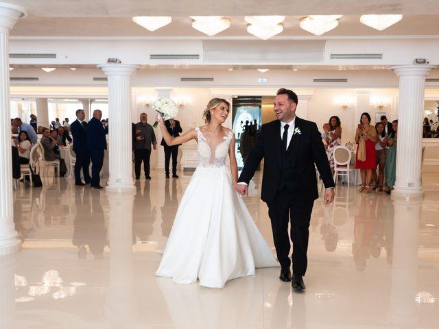 Il matrimonio di Raffaele e Serena a Tricarico, Matera 39