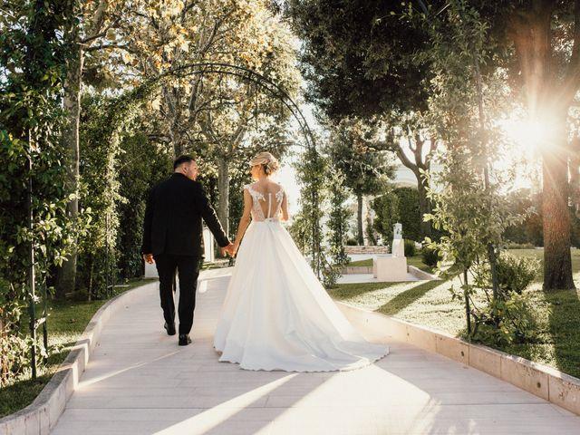 Il matrimonio di Raffaele e Serena a Tricarico, Matera 41