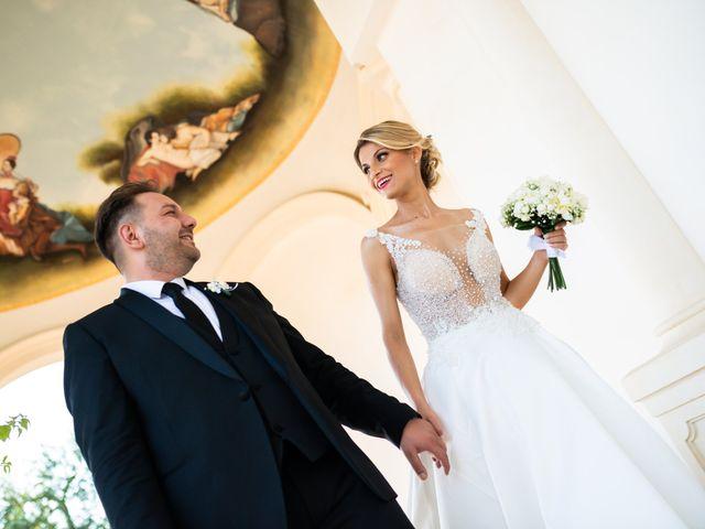 Il matrimonio di Raffaele e Serena a Tricarico, Matera 44