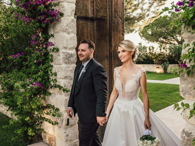 Il matrimonio di Raffaele e Serena a Tricarico, Matera 46