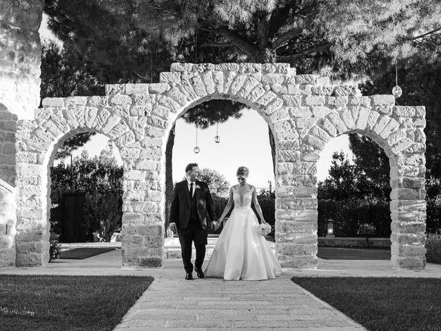 Il matrimonio di Raffaele e Serena a Tricarico, Matera 47