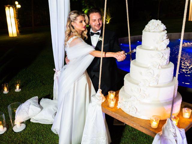 Il matrimonio di Raffaele e Serena a Tricarico, Matera 53