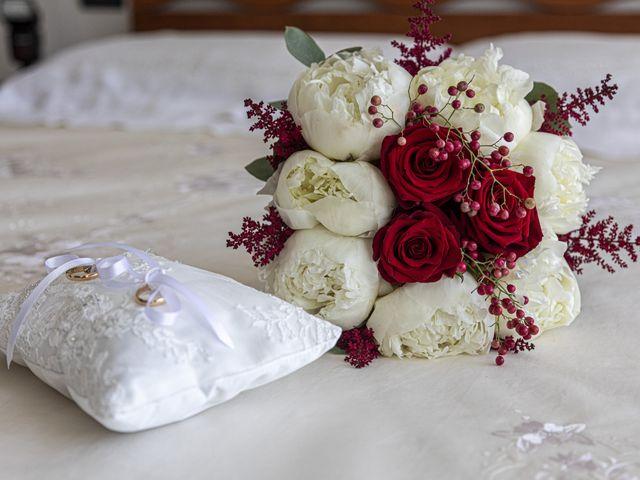 Il matrimonio di Marta e Danilo a Ripa Teatina, Chieti 1