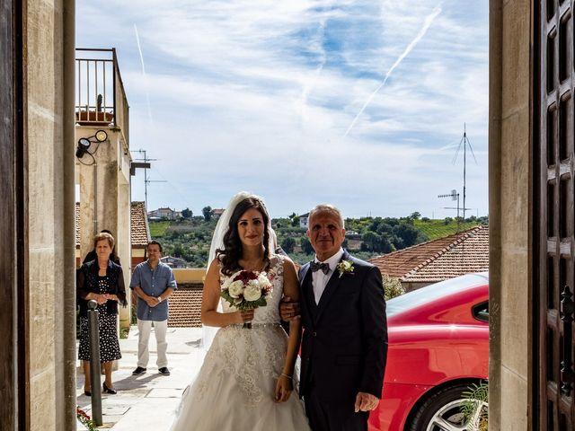 Il matrimonio di Marta e Danilo a Ripa Teatina, Chieti 10