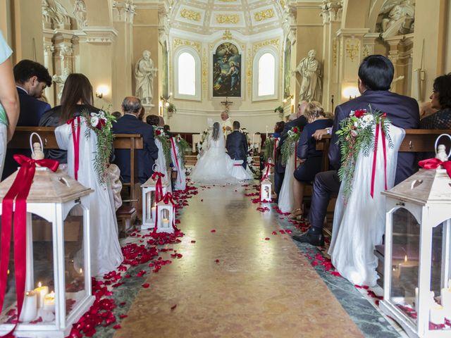 Il matrimonio di Marta e Danilo a Ripa Teatina, Chieti 12