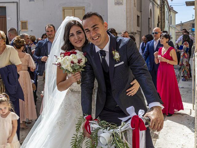 Il matrimonio di Marta e Danilo a Ripa Teatina, Chieti 17