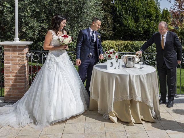 Il matrimonio di Marta e Danilo a Ripa Teatina, Chieti 19