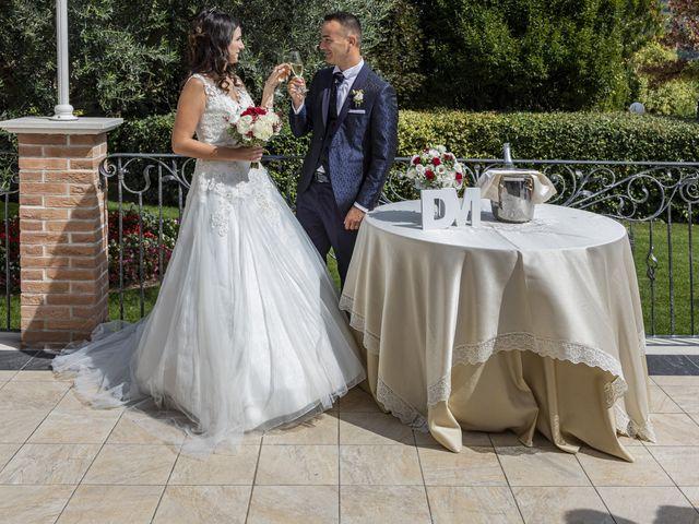 Il matrimonio di Marta e Danilo a Ripa Teatina, Chieti 20