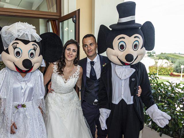 Il matrimonio di Marta e Danilo a Ripa Teatina, Chieti 21