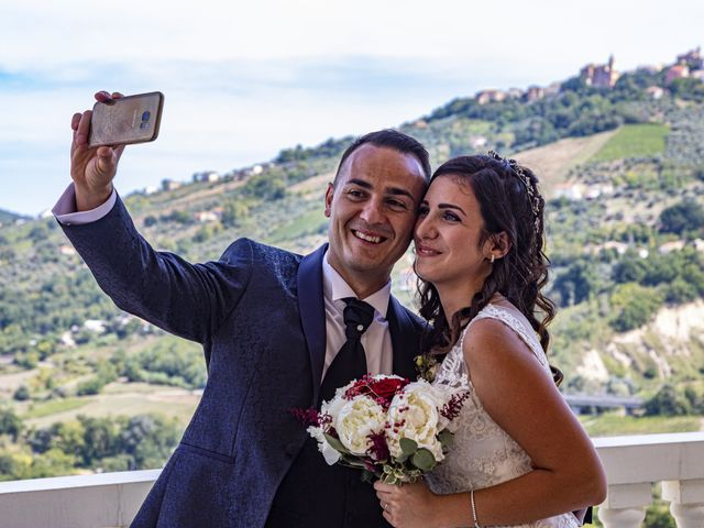Il matrimonio di Marta e Danilo a Ripa Teatina, Chieti 22