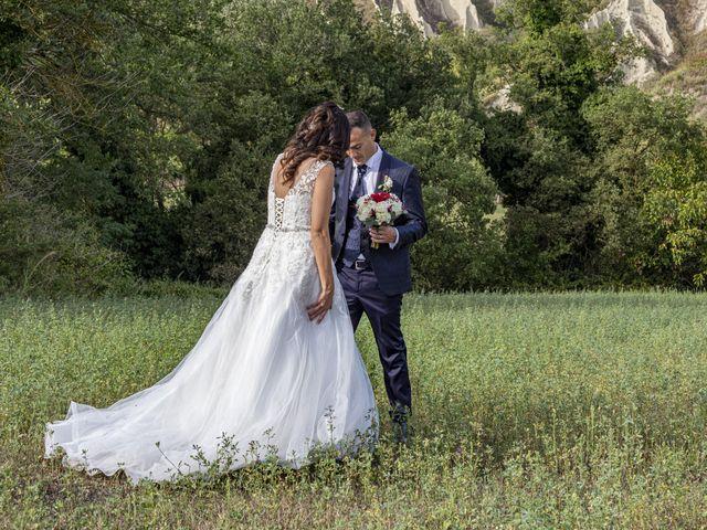 Il matrimonio di Marta e Danilo a Ripa Teatina, Chieti 28