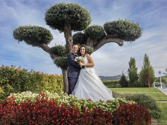 Le nozze di Danilo e Marta