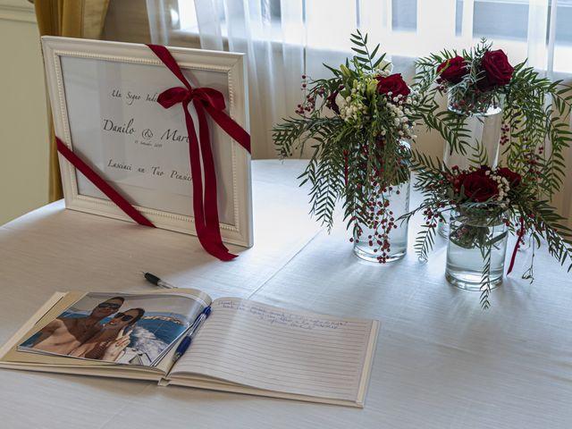 Il matrimonio di Marta e Danilo a Ripa Teatina, Chieti 32