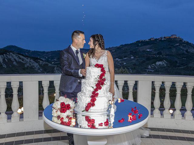 Il matrimonio di Marta e Danilo a Ripa Teatina, Chieti 36