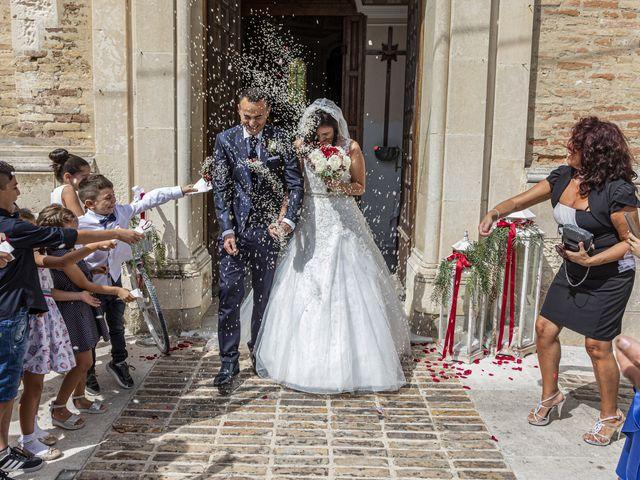 Il matrimonio di Marta e Danilo a Ripa Teatina, Chieti 43