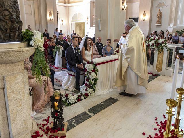 Il matrimonio di Marta e Danilo a Ripa Teatina, Chieti 44