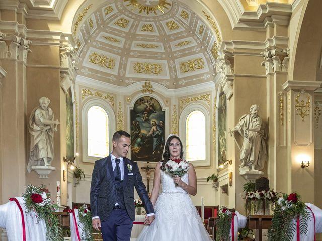 Il matrimonio di Marta e Danilo a Ripa Teatina, Chieti 46