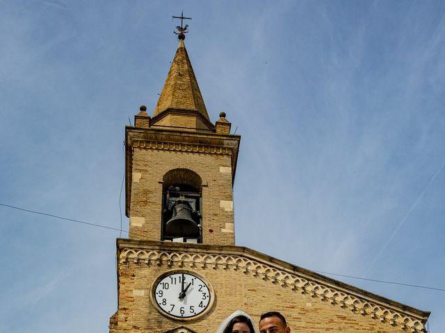 Il matrimonio di Marta e Danilo a Ripa Teatina, Chieti 48