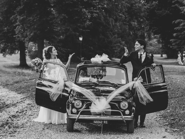 Il matrimonio di Davide e Silvia a Reggio nell'Emilia, Reggio Emilia 18