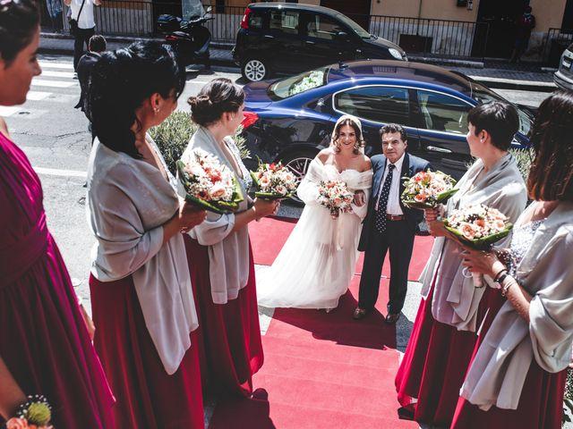Il matrimonio di Svetlana e Marco a Salerno, Salerno 37