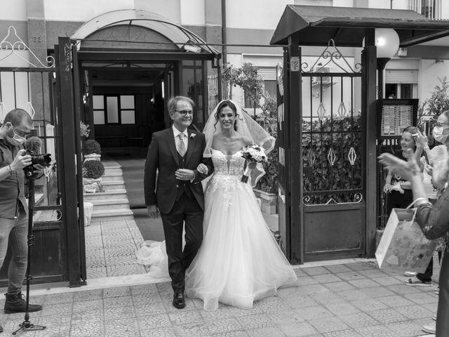 Il matrimonio di Michele e Maria Clara a Palermo, Palermo 21