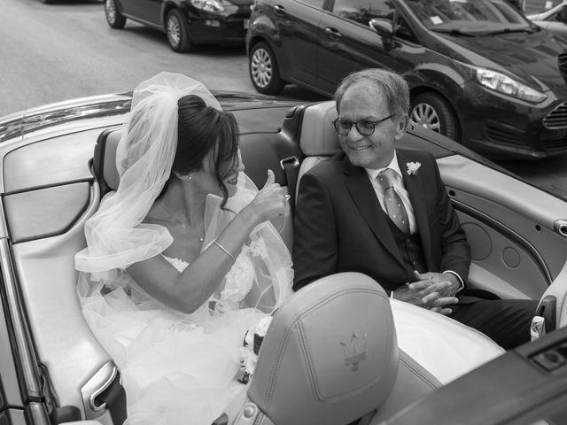 Il matrimonio di Michele e Maria Clara a Palermo, Palermo 22