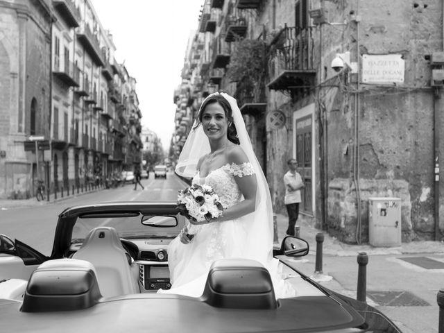 Il matrimonio di Michele e Maria Clara a Palermo, Palermo 36