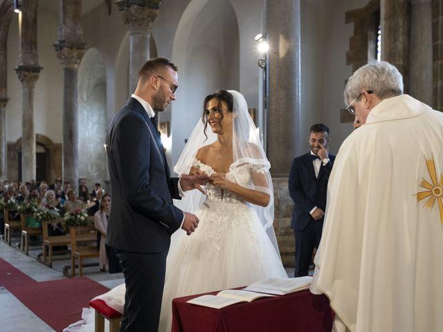 Il matrimonio di Michele e Maria Clara a Palermo, Palermo 41