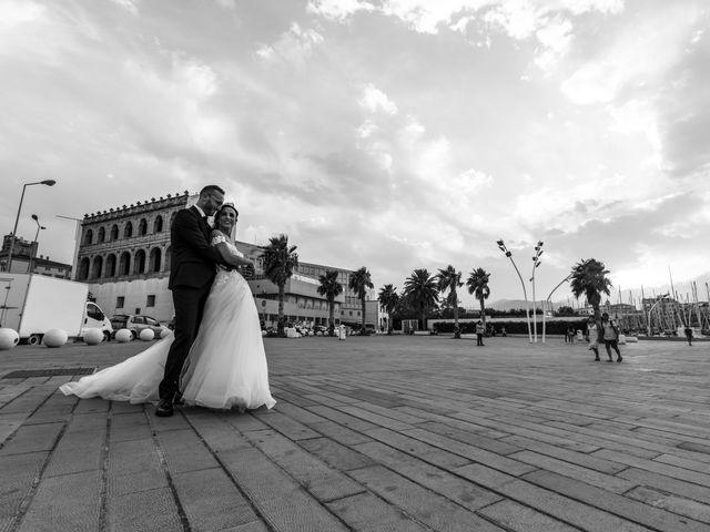 Il matrimonio di Michele e Maria Clara a Palermo, Palermo 49