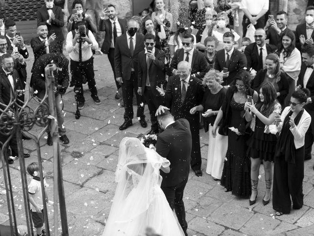 Il matrimonio di Michele e Maria Clara a Palermo, Palermo 52
