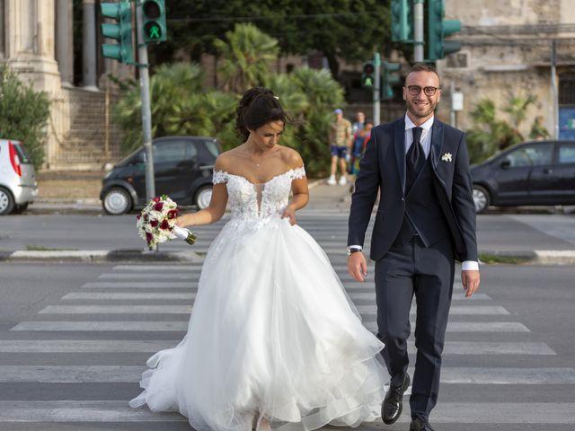 Il matrimonio di Michele e Maria Clara a Palermo, Palermo 54