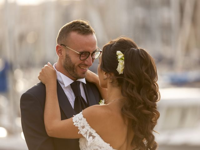 Il matrimonio di Michele e Maria Clara a Palermo, Palermo 55