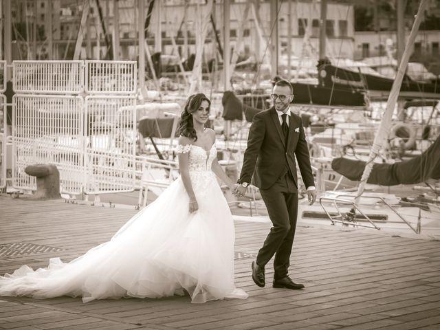 Il matrimonio di Michele e Maria Clara a Palermo, Palermo 64