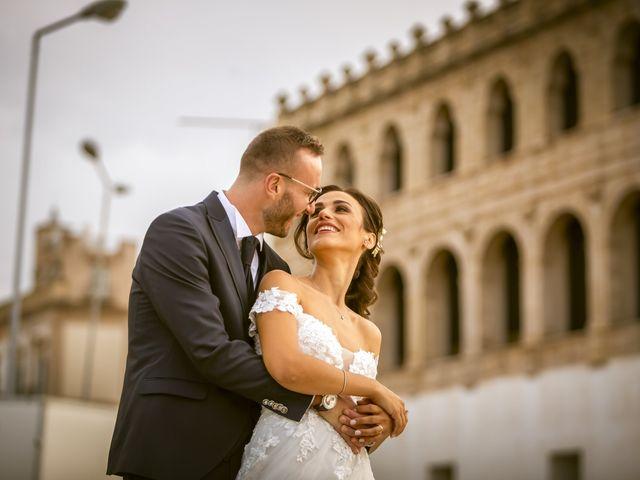 Il matrimonio di Michele e Maria Clara a Palermo, Palermo 66
